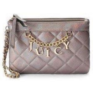 Juicy Couture Chain Wristlet